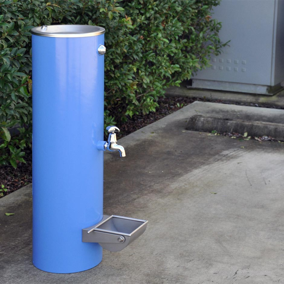 Water fountains schools - Outdoor Drinking Water Fountains For Schools