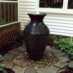 Outdoor Fountain Basin