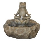 Outdoor Frog Fountains