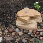 Outdoor Rock Fountains