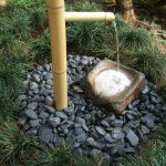 Outdoor Rock Water Fountain