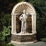 Outdoor Statues and Fountains