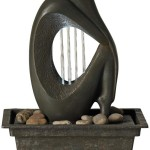 Outdoor Tabletop Fountains
