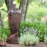 Outdoor Vase Water Fountains