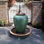 Outdoor Water Fountain Ideas