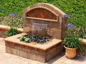 Outdoor Yard Fountains