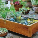 Patio Fountains DIY