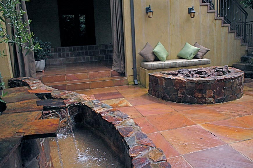 Patio Ponds and Fountains