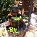 Patio Water Fountain