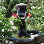 Patio Water Fountains Do it Yourself
