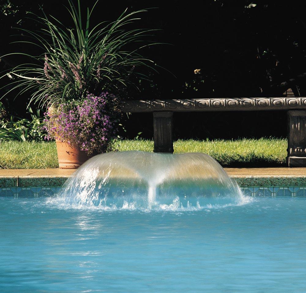Polaris Pool Fountain