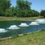Pond Aerator Fountain