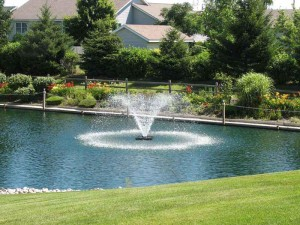 Pool Aerator Fountain