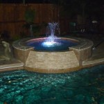 Pool Fountain Parts