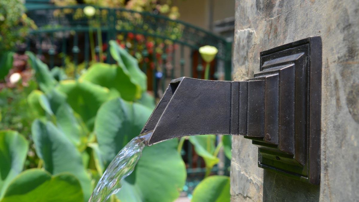 Pool Fountain Spouts