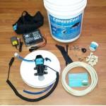 Portable Misting System DIY