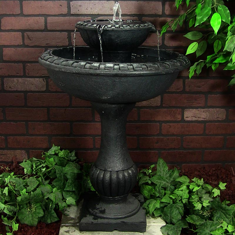 QVC Solar Fountains