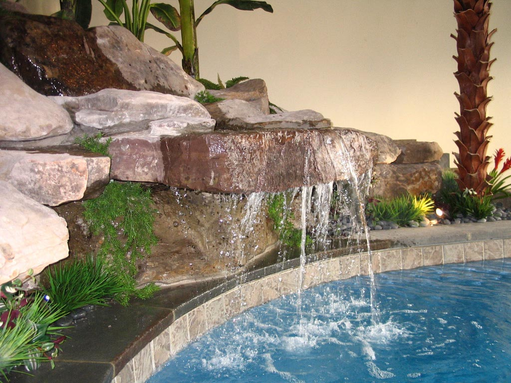 Relaxation Fountain Indoor