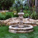 Rock Fountain Ideas