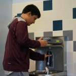 School Water Bottle Fountains
