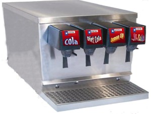 Small Fountain Drink Machine