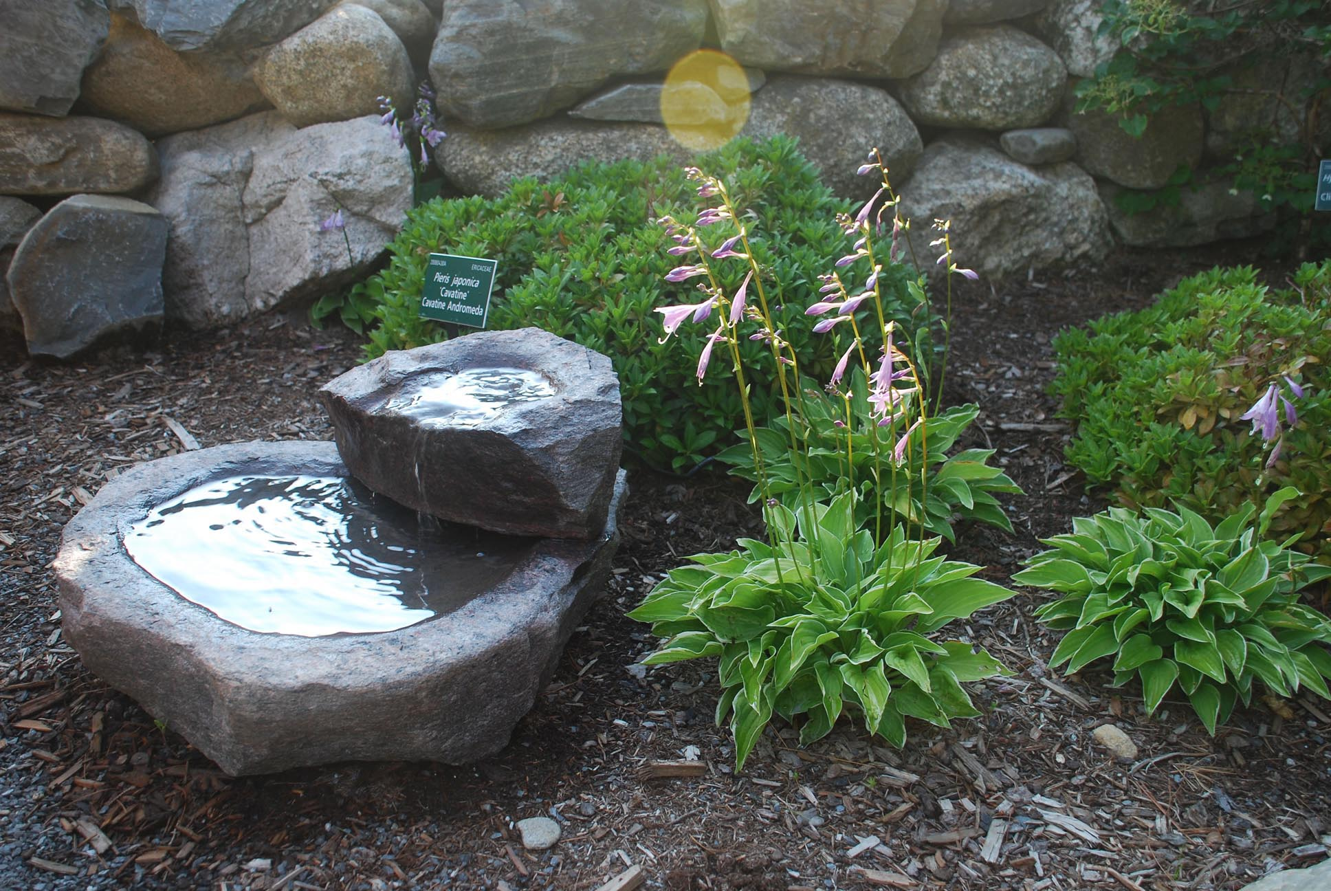 Small Fountain for Garden