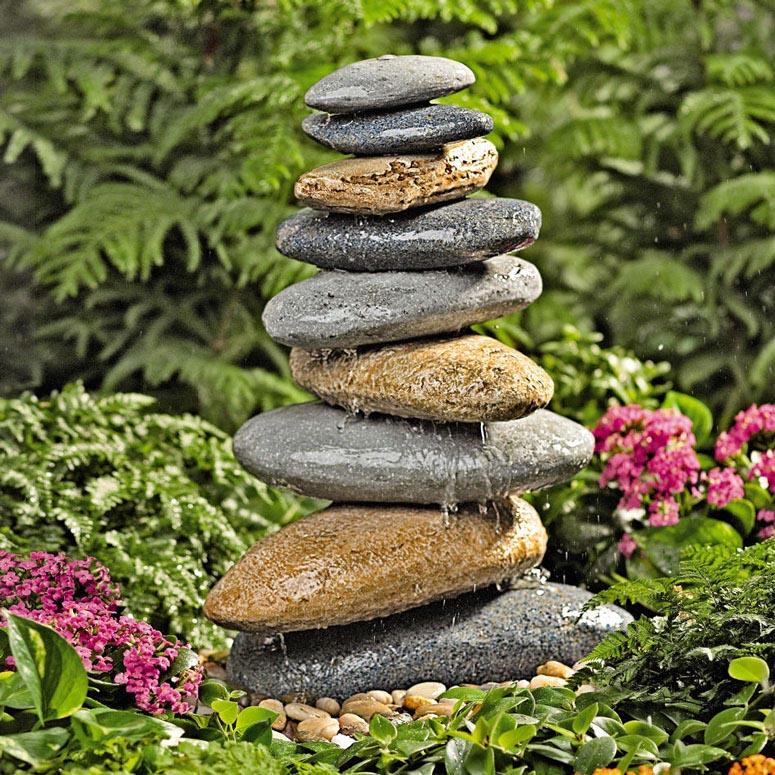 Small Garden Fountain Ideas