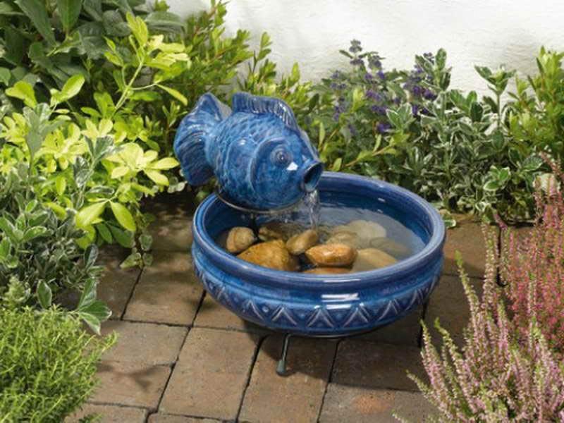 Small garden fountains fountain design ideas - Small garden fountain ideas ...