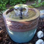Small Outdoor Fountain