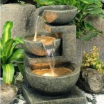 Small Patio Fountains