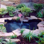 Small Pond Fountains