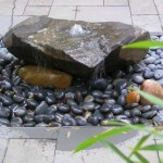 Small Rock Fountain