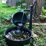 Small Water Feature for Backyard