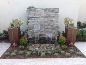 Small Water Fountain for Patio