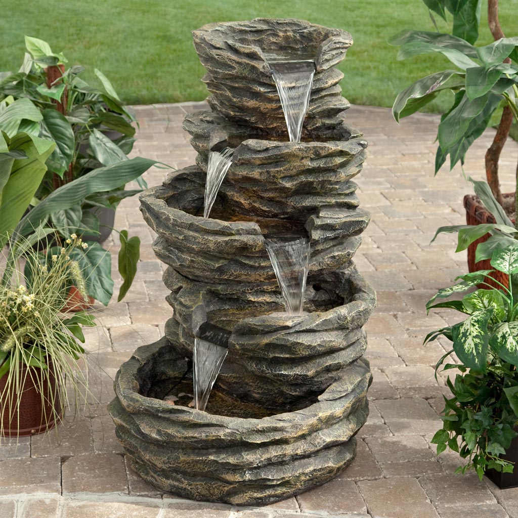 Small Waterfall Fountain
