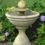 Small Yard Fountain
