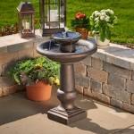 Smart Solar Fountain