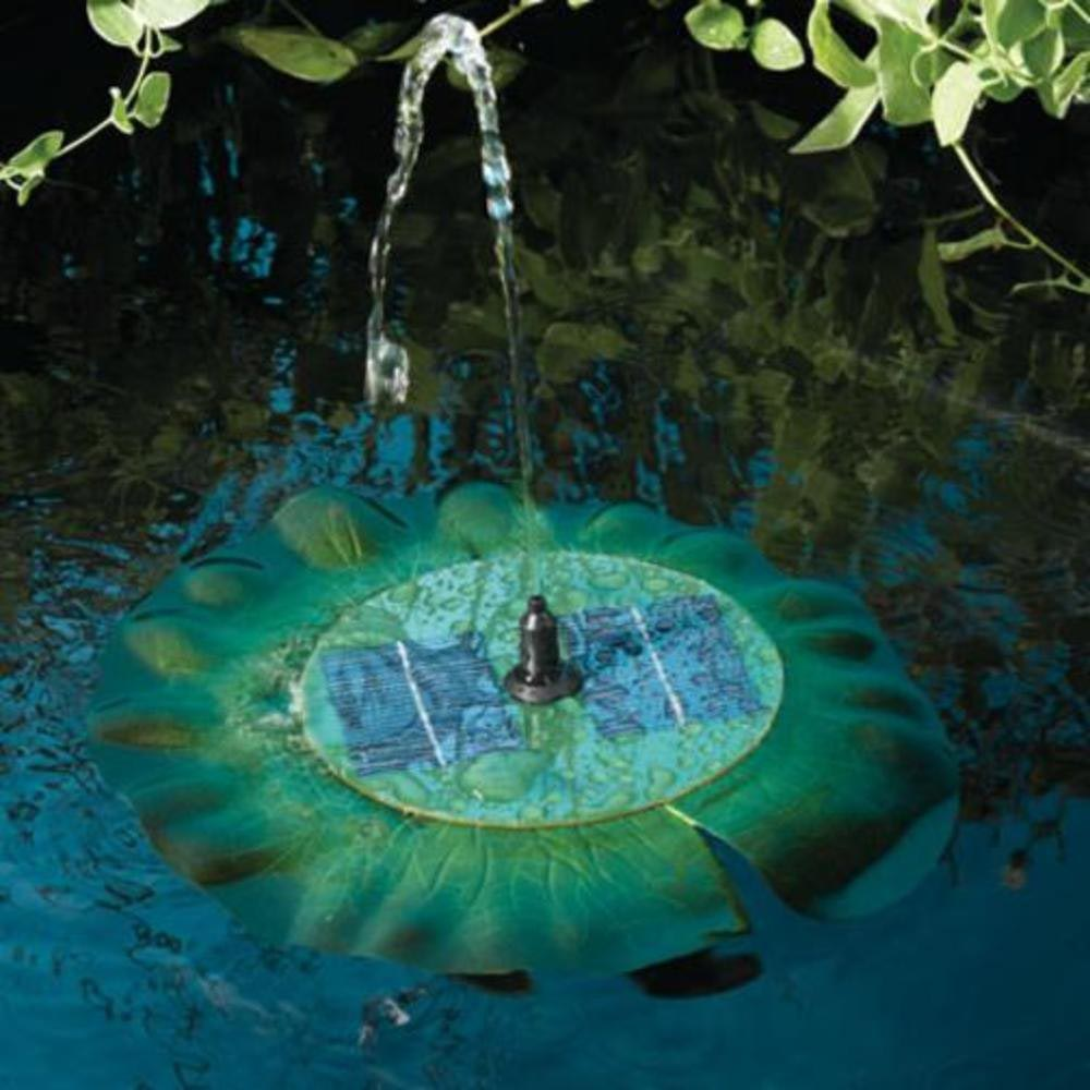 Smart Solar Fountain Pump Kit