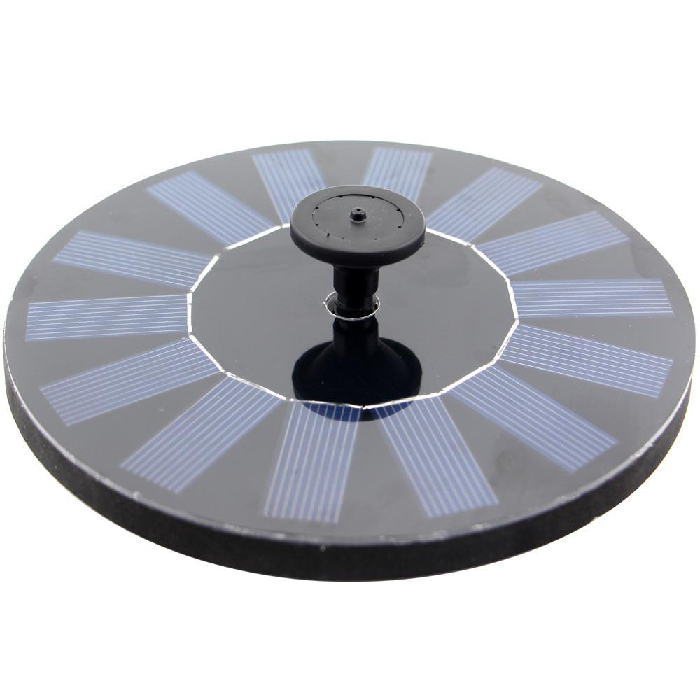 Solar Water Fountain Kits