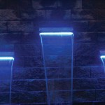 Underwater LED Lights for Fountains