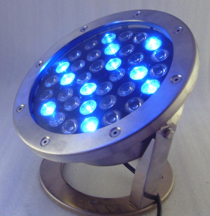 Underwater Lights for Fountains