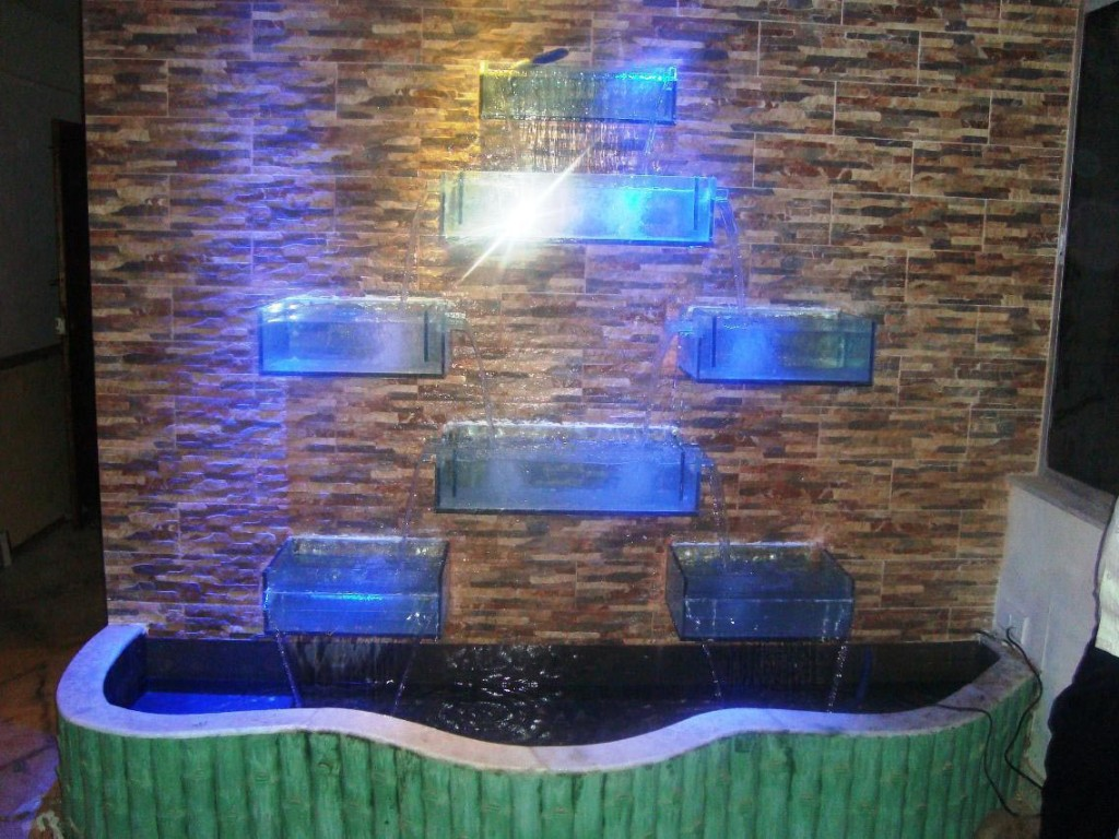 Wall Fountain Ideas