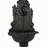 Wall Mounted Lion Head Fountain