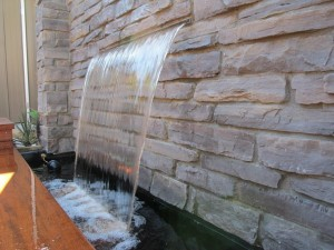 Wall Water Fountain