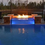 Water and Fire Features for Backyards