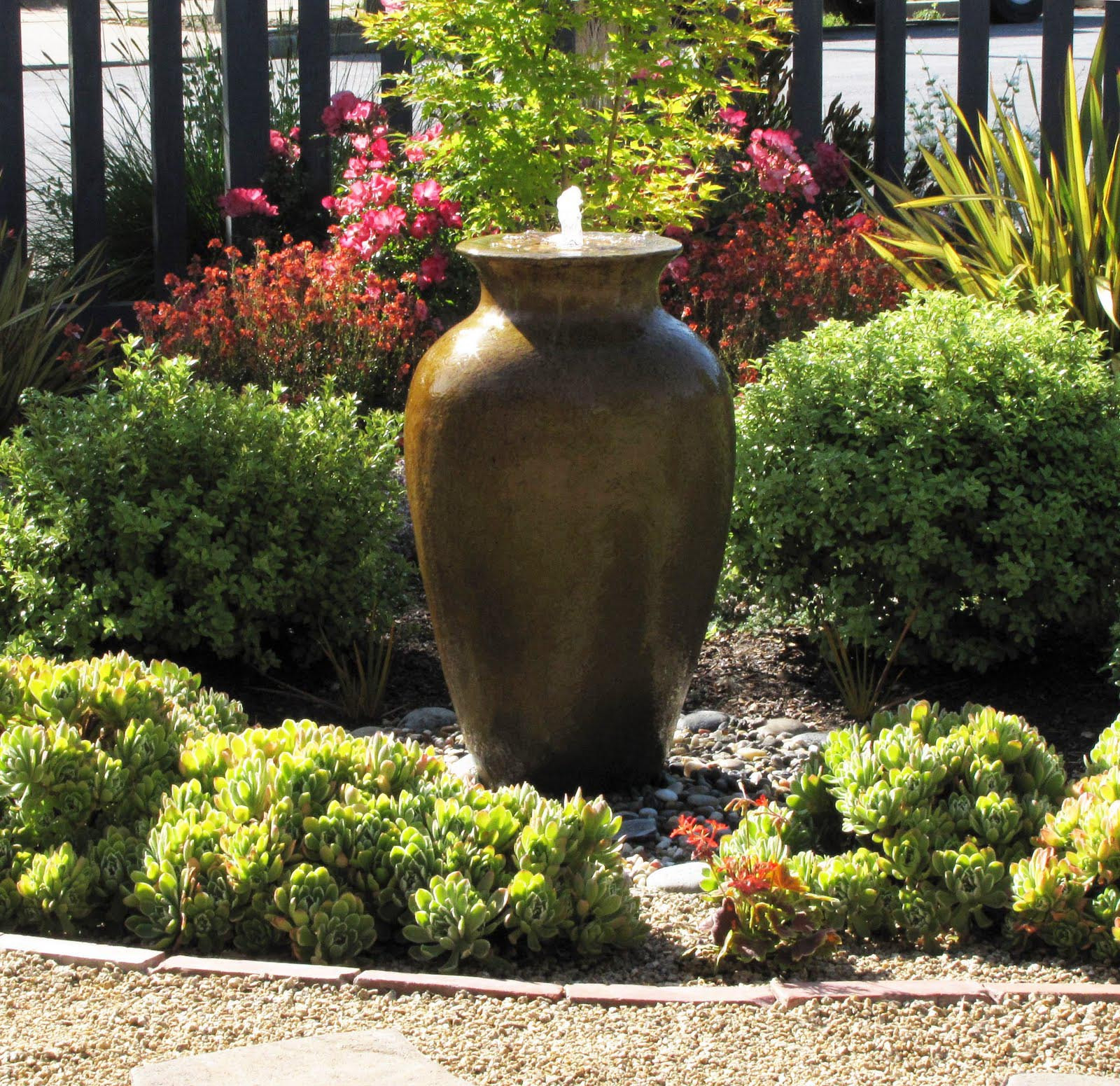 Water Features for Small Backyards