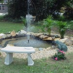 Water Fountain for Pond