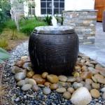 Water Fountain Landscape Ideas