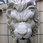 Water Fountain Lion Head