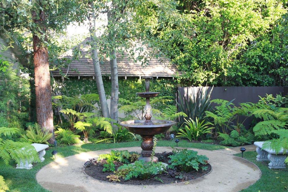 Water Fountain Outdoor Patio